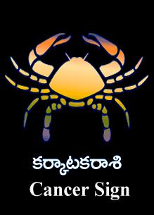 2019 Vikari Karkataka Rasi english rasi phalitalu Cancer horoscope